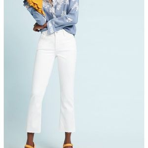 NWT Anthropology pilcro and the letterpress Jeans